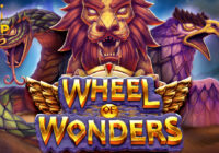 Wheel of Wonders video slot logo