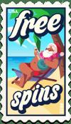 Aloha Christmas Edition - Scattet symbol
