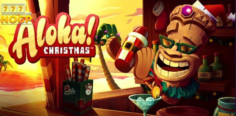 Aloha Christmas Edition logo
