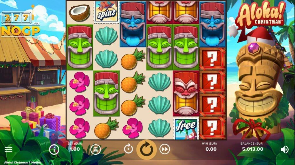 Aloha! Christmas Edition screenshot