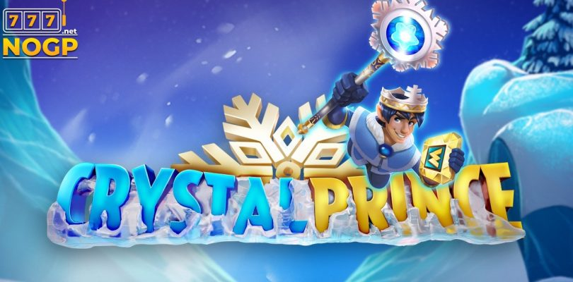 Crystal Prince video slot logo