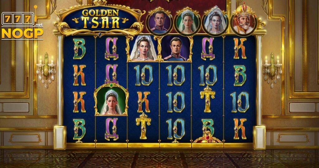 Golden Tsar Red Tiger screenshot