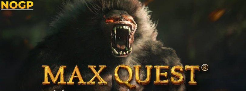 Max Quest Amazon logo