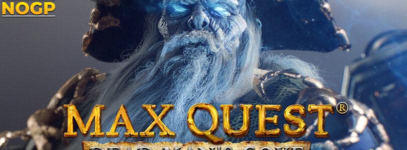 Max Quest Dead Mans Cove logo