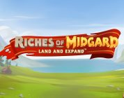 Riches of Midgard video slot logo