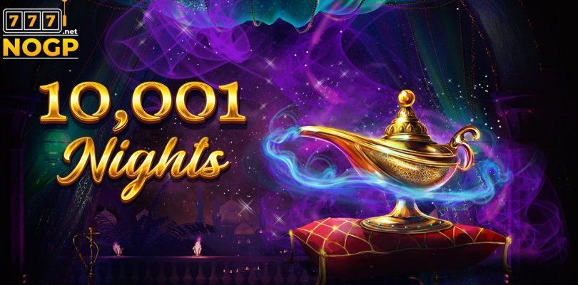10,001 Nights video slot