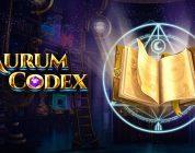 Aurum Codex video slot