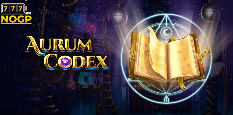 Arum Codex video slot.