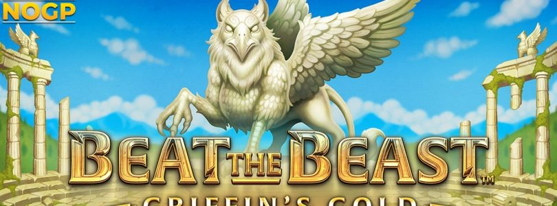 Beat the Beast Griffin's Gold slot logo