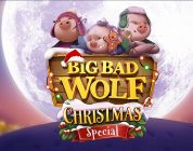 Big Bad Wolf Christmas Edition logo