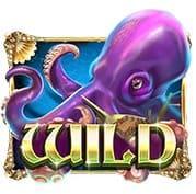 Hoard of Poseidon - Kraken's Wild symbol