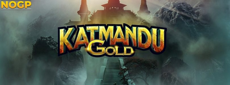 Katmandu Gold video slot logo