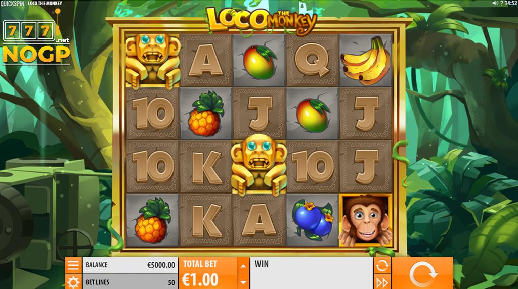 Loco the Monkey screenshot