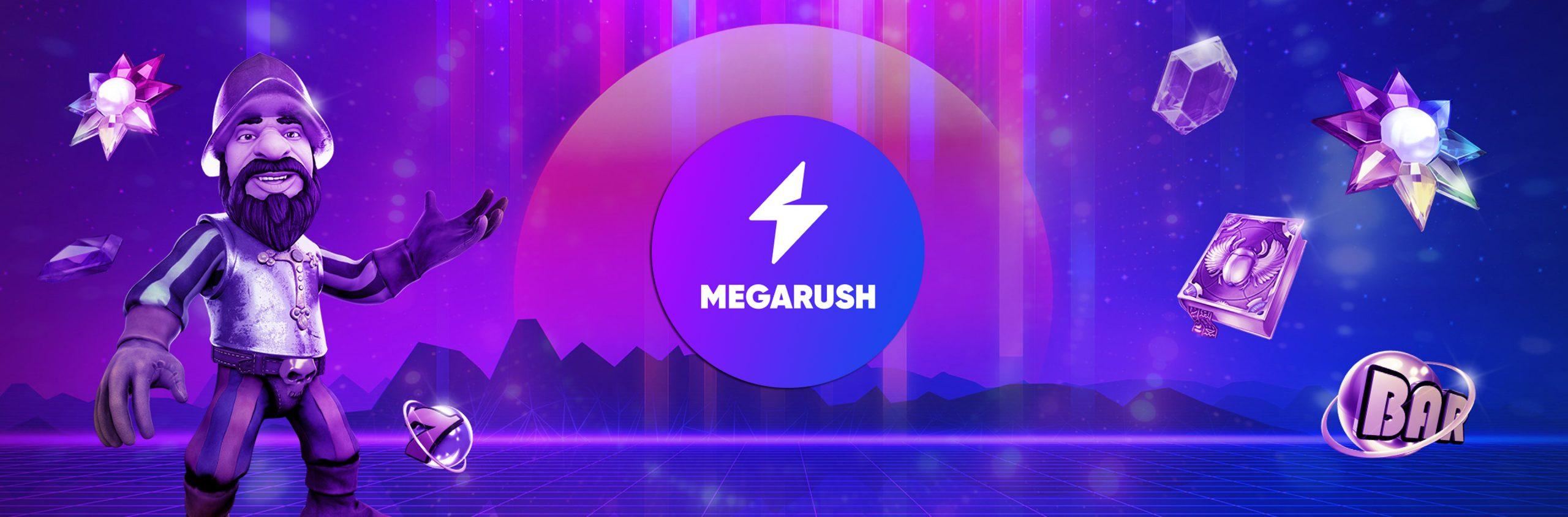 Megarush Casino banner