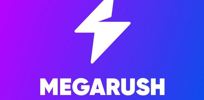 Claim uw Megarush Bonus van €1000.