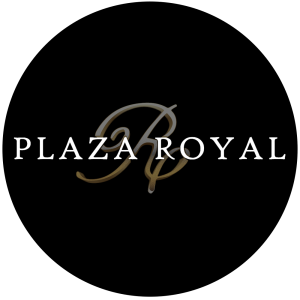 Plaza Royal Casino logo round