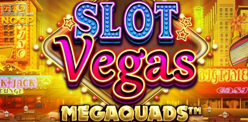 Slot Vegas Megaquads logo