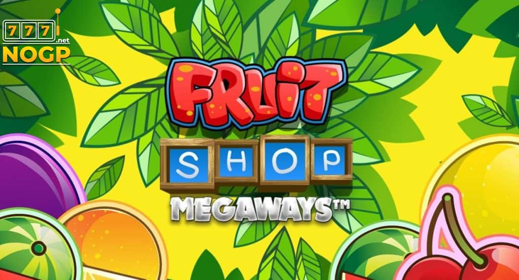Fruit Shop Megaways slot logo