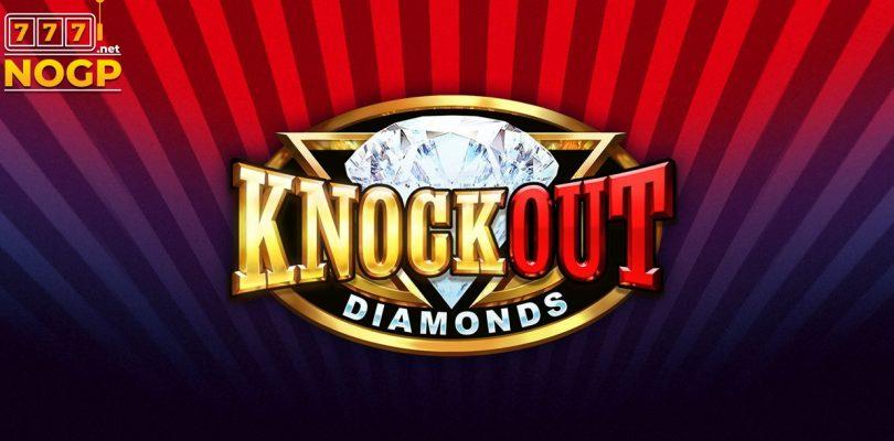 ELK Studios Knockout Diamonds logo