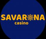 Savorana Casino logo diamond