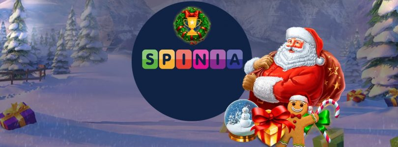Spinia Christmas Slot Race – Holidays Are Designed for Rewards