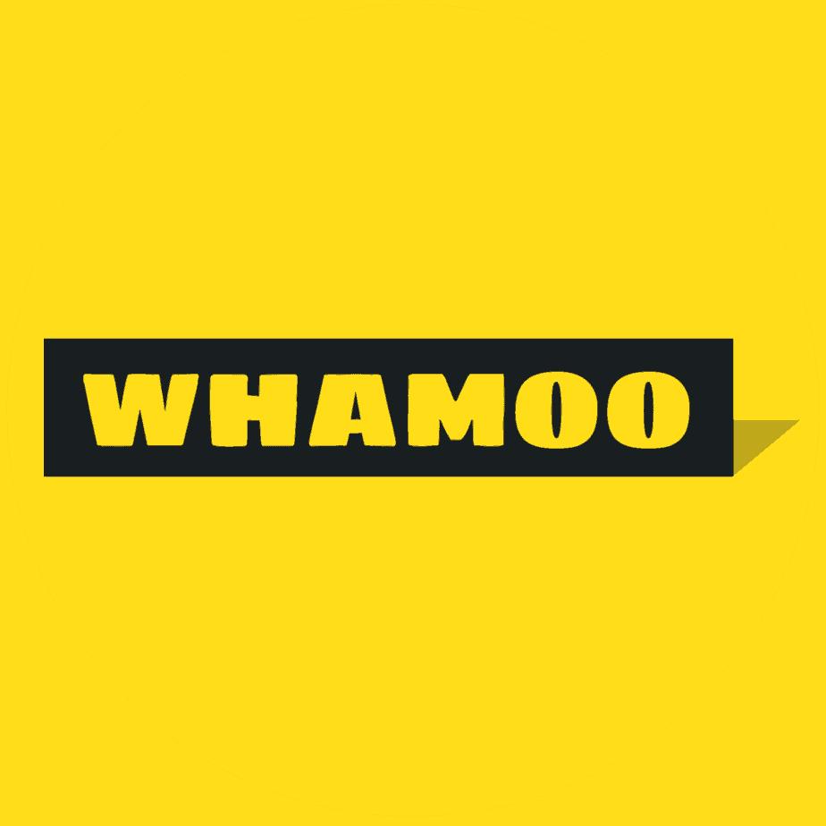 Whamoo Casino logo round