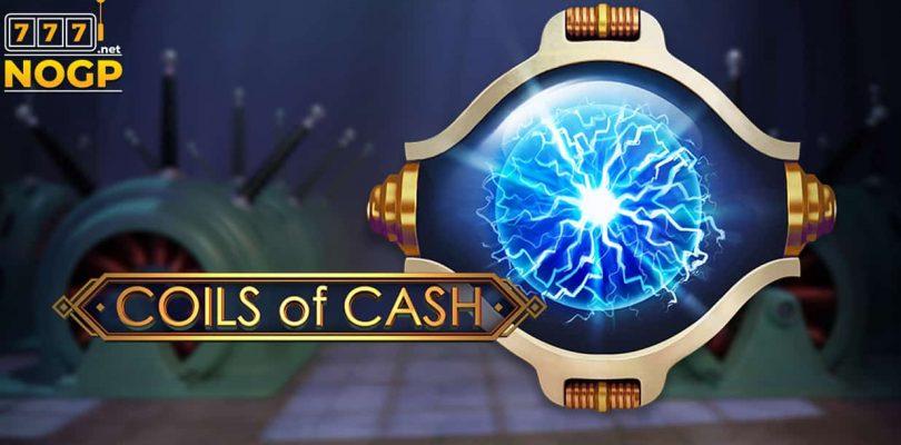 Coils of Cash video slot logo