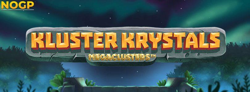 Kluster Krystals Megaclusters slot logo