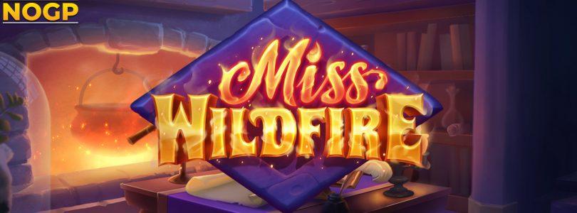 Miss Wildfire videoslot logo