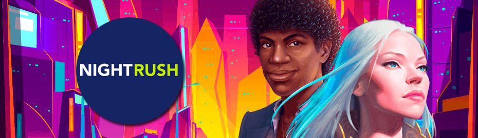 Nighrush Casino Online Banner NOGP