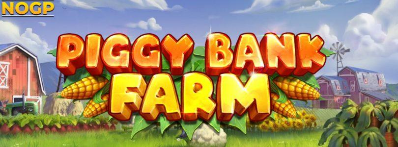 PIggy Farm video slot logo