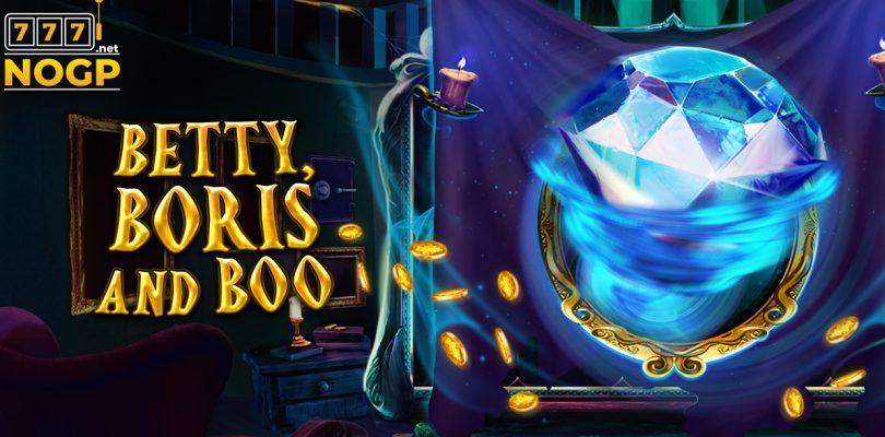 Betty, Boris and Boo videoslot logo