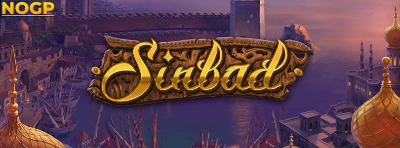 Sinbad videoslot logo