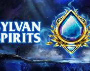 Sylvan Spirits video slot logo
