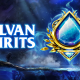 Sylvan Spirits video slot logo
