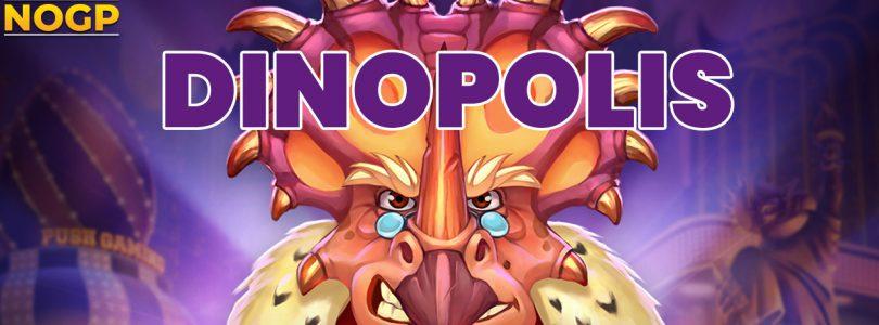 Dinopolis gokkast logo