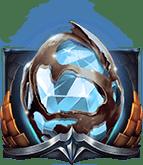 Dragons Fire InfiniReels - Fire Egg symbool