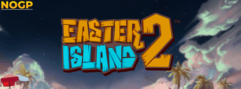 Eastern Island 2 video slot logo