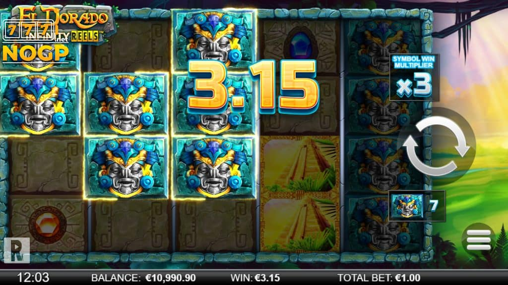 El Dorado Infinity Reels - win