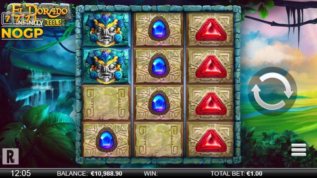 El Dorado Infinity Reels screenshot