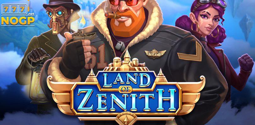 Land of Zenith videoslot gokkast logo