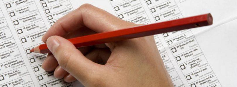 Online gokken op Nederlandse verkiezingsuitslag bij wet verboden.