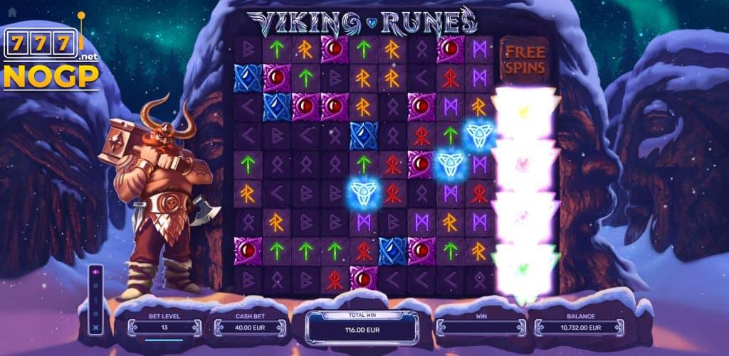 Viking Runes Gokkast - Gratis spins