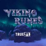 Viking Runes video slot logo
