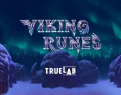 Viking Runes video slot logo