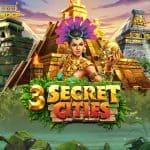 3 secret cities video slot logo
