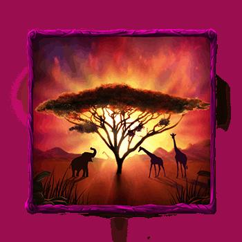 Safari Sam 2 - Scatter symbool