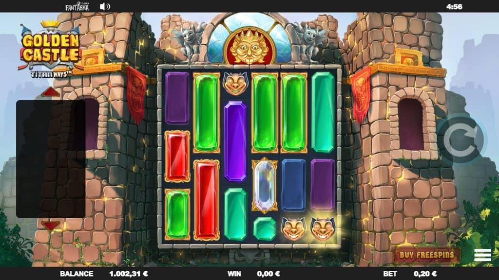 Golden Castle Titan Ways screenshot