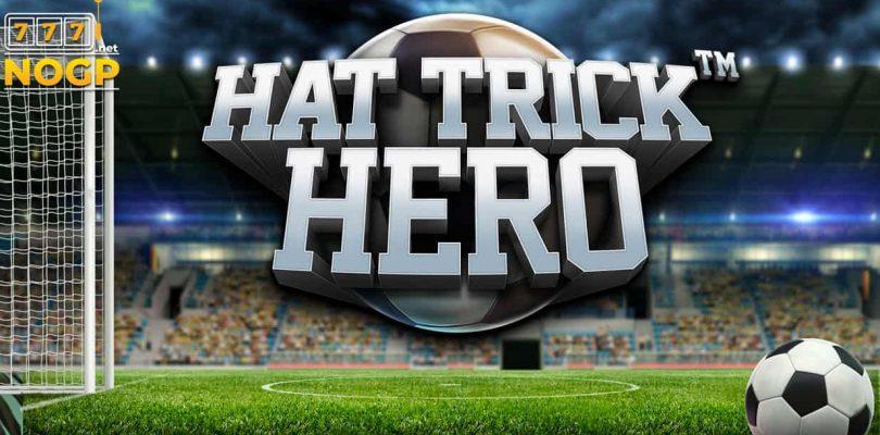 Hat Trick Hero video slot logo