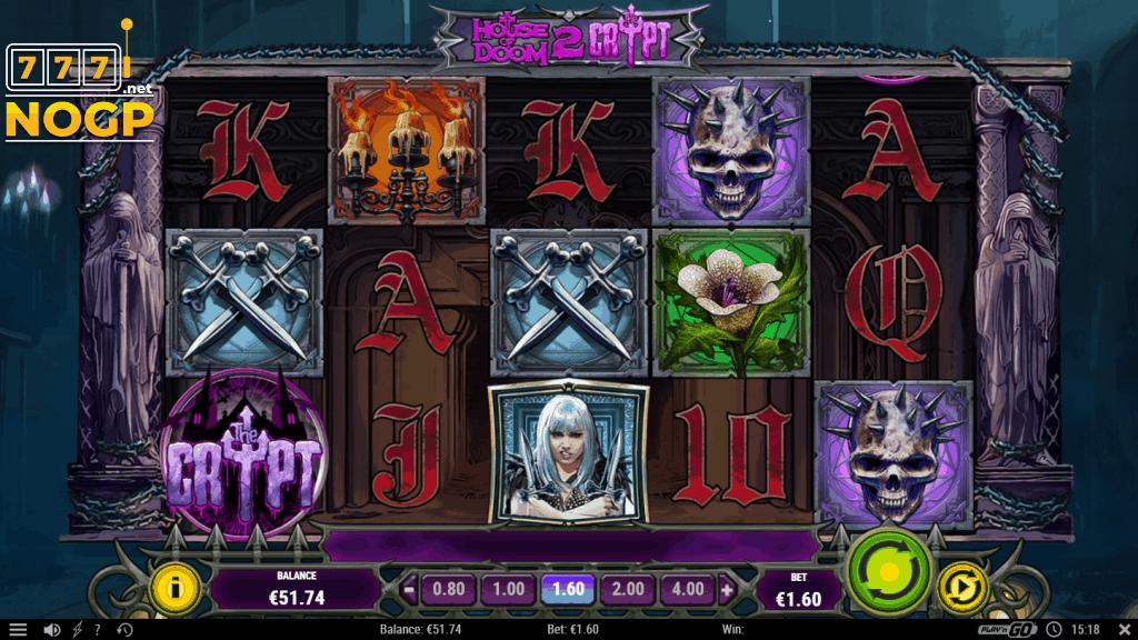 House of Doom 2 The Crypt screenshot